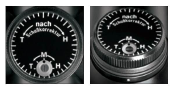 Оптический прицел Schmidt&Bender Klassik 2,5-10x56 LM с подсветкой(A9)