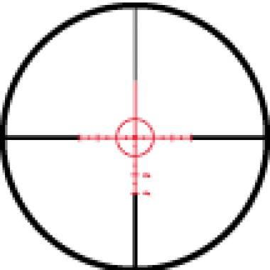 Оптический прицел Leupold Mark 4 1.5-5x20 (30mm) MR/T M2 матовый, с подсветкой (SPR) 67905