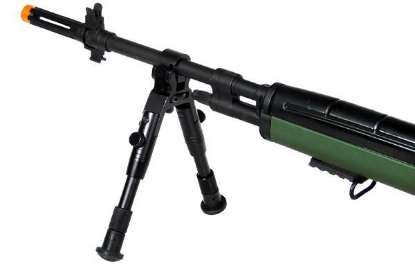 Сошки для оружия Leapers TL-BP18S (ствол)
