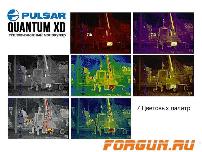 Тепловизор Pulsar Quantum XD19S, 77315