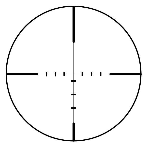 Оптический прицел Vortex Diamondback 4-12X40 (Dead-Hold BDC MOA)