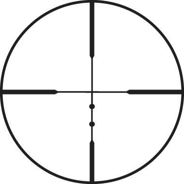 Оптический прицел Leupold VX-1 2-7x33mm матовый   (LR Duplex)