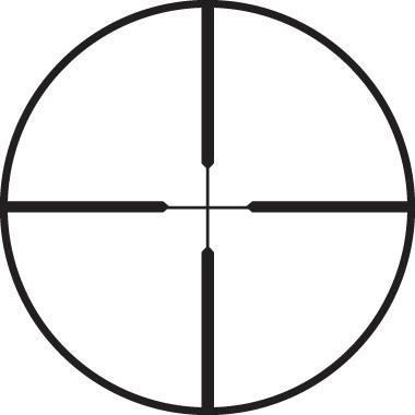 Оптический прицел Leupold VX-1 3-9x40mm глянцевый  (Duplex)