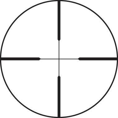 Оптический прицел Leupold VX-1 3-9x40mm матовый   (Wide Duplex)