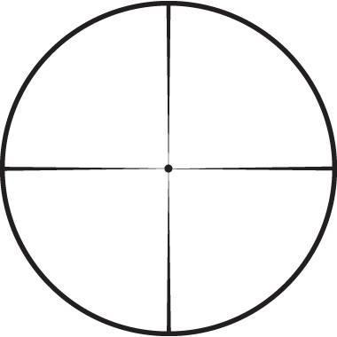 Оптический прицел Leupold VX-2 3-9x40mm   матовый(Leupold Dot)