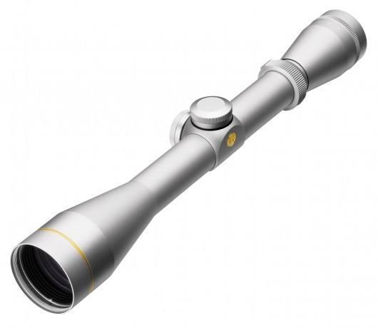 Оптический прицел Leupold VX-2 3-9x40mm   серебристый (Duplex)