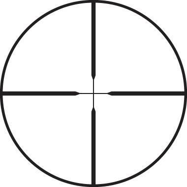 Оптический прицел Leupold VX-2 4-12x50mm  матовый (Fine Duplex)