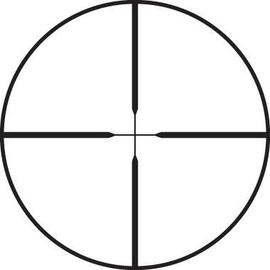 Оптический прицел Leupold VX-2 6-18x40mm AO Target (Fine Duplex)