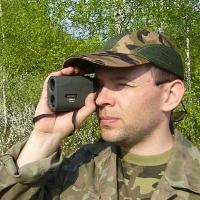 Лазерный дальномер и измеритель скорости Combat 600 (США)