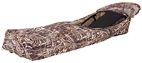 Засидка лежачая Ameristep Duck Commander Run Way Blind, цвет Realtree Max-5 camo