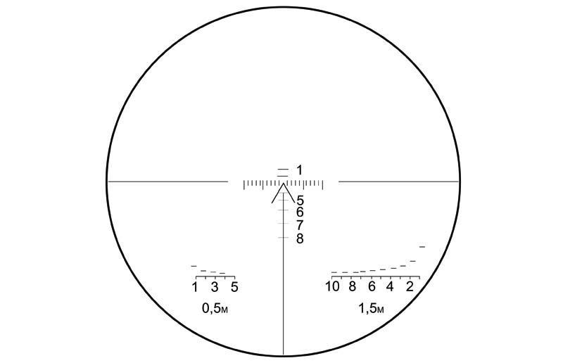 Оптический прицел Беломо ПО 3