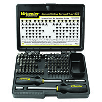Набор инструментов Wheeler Engineering Deluxe Gunsmithing Screwdriver Set 89 шт., 562194