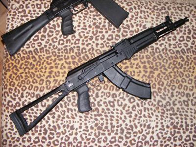 Продажа нарезного оружия в украине
