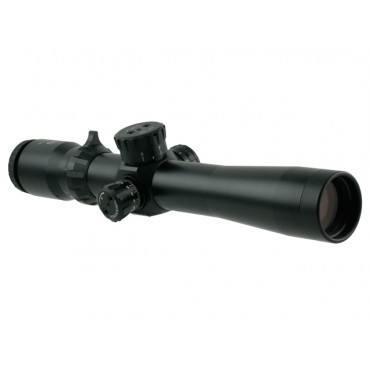 Оптический прицел IOR Valdada  Tactical 2-12x36 35mm  с подсветкой (MP-8 DOT)