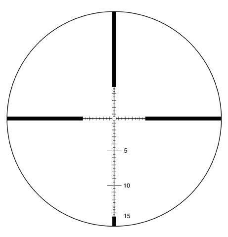 Оптический прицел IOR Valdada  Tactical  2.5-10 x 42 30mm  с подсветкой (MP-8 DOT)