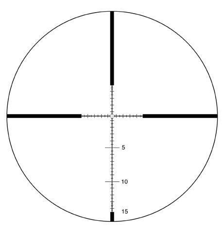 Оптический прицел IOR Valdada  Tactical  3.5-18x50 35mm  с подсветкой (MP-8 DOT)
